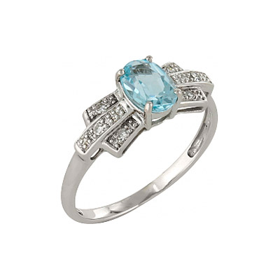 Золотое кольцо Ювелирное изделие 83647 кольцо алмаз холдинг женское золотое кольцо с бриллиантами и рубином alm13237661 19