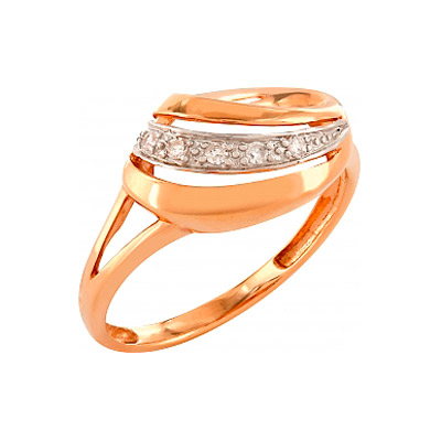 Золотое кольцо Ювелирное изделие 83686