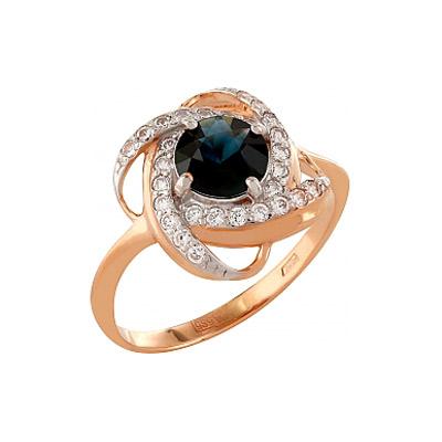Золотое кольцо Ювелирное изделие 83893