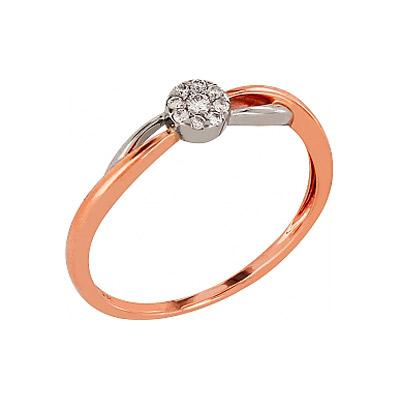 Золотое кольцо Ювелирное изделие 84967