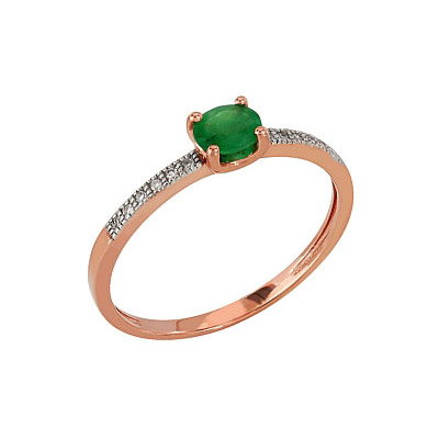 Золотое кольцо Ювелирное изделие 84977