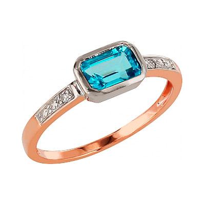 Золотое кольцо Ювелирное изделие 85011