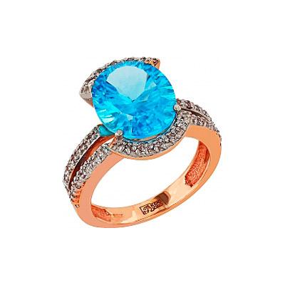 Золотое кольцо Ювелирное изделие 85743