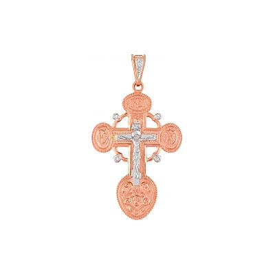 Золотой крест Ювелирное изделие 86142