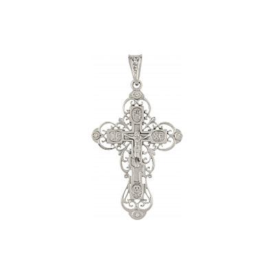 Золотой крест Ювелирное изделие 86159