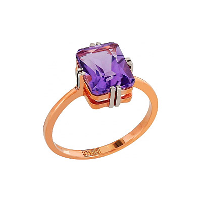 Золотое кольцо Ювелирное изделие 86202