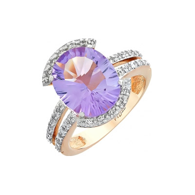 Золотое кольцо Ювелирное изделие 95040