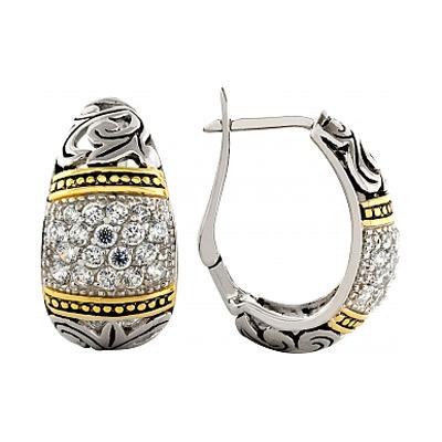 Серебряные серьги Ювелирное изделие 95164 ювелирное изделие 01c614076