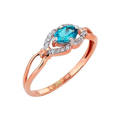 Золотое кольцо Ювелирное изделие 95748