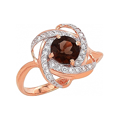 Золотое кольцо Ювелирное изделие 95751
