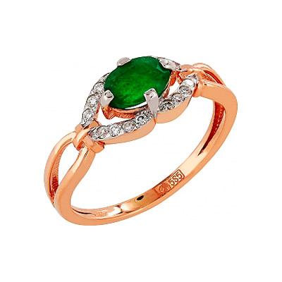 Золотое кольцо Ювелирное изделие 96394