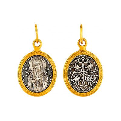 цены Серебряный крест Ювелирное изделие 96538