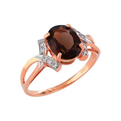 Золотое кольцо Ювелирное изделие 96720