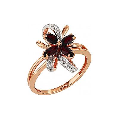 Золотое кольцо Ювелирное изделие 96887