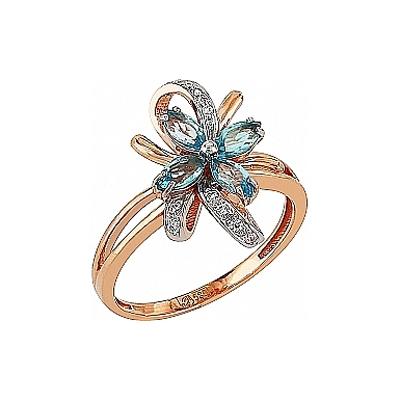 Золотое кольцо Ювелирное изделие 96897