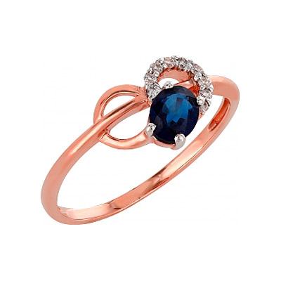 Золотое кольцо Ювелирное изделие 98146