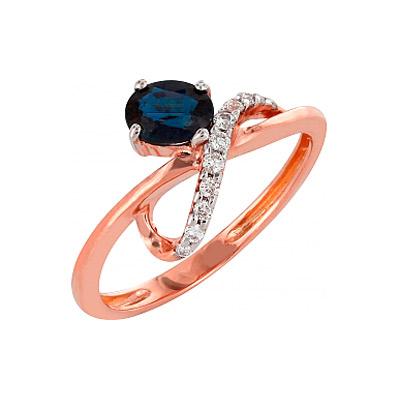 Золотое кольцо Ювелирное изделие 98149