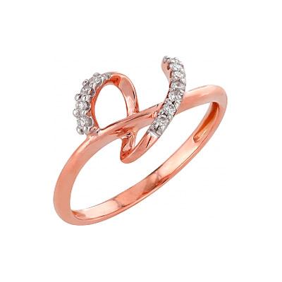 Золотое кольцо Ювелирное изделие 98160 пепельница s quire 10 3 10 3 4 9 см золото