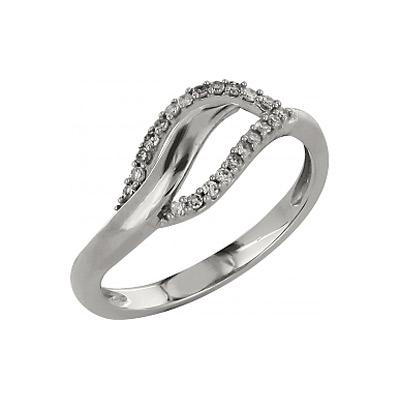 Золотое кольцо Ювелирное изделие 98653 кольцо алмаз холдинг женское золотое кольцо с бриллиантами и рубином alm13237661 19