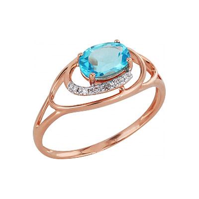 Золотое кольцо Ювелирное изделие 99125