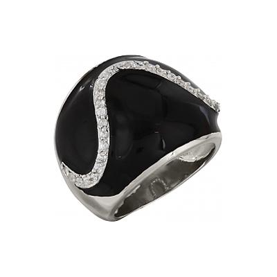 Серебряное кольцо Ювелирное изделие 99589