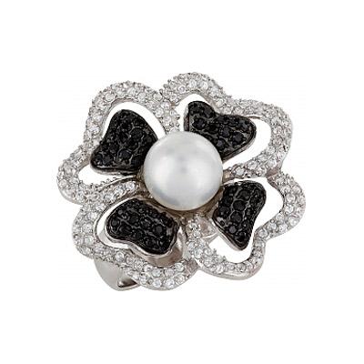 Серебряное кольцо Ювелирное изделие 99590
