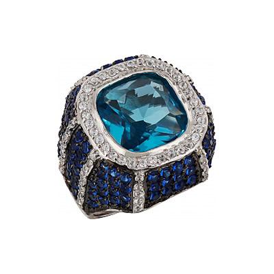 Серебряное кольцо Ювелирное изделие 99596 серебряное кольцо ювелирное изделие 106235
