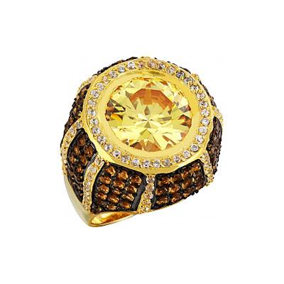 Серебряное кольцо Ювелирное изделие 99597