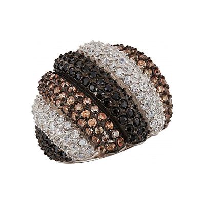 Серебряное кольцо Ювелирное изделие 99614 серебряное кольцо ювелирное изделие si 2 82 16