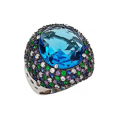 Серебряное кольцо Ювелирное изделие 99617 серебряное кольцо ювелирное изделие 106235