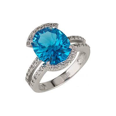 Золотое кольцо Ювелирное изделие 99665