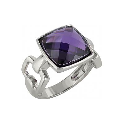 Серебряное кольцо Ювелирное изделие 99901 ювелирное изделие 117574