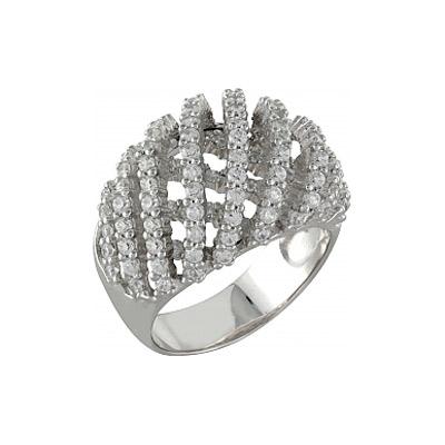 Серебряное кольцо Ювелирное изделие 99933