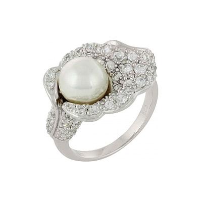 Серебряное кольцо Ювелирное изделие 99941 серебряное кольцо ювелирное изделие 106235