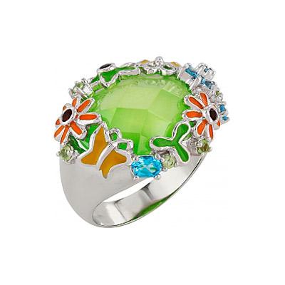 Серебряное кольцо Ювелирное изделие 99946