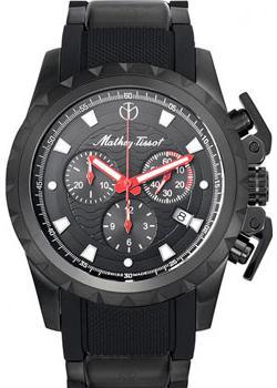 Mathey-Tissot Часы Mathey-Tissot H466CHN. Коллекция Newport mathey tissot часы mathey tissot h6940atpm коллекция smart