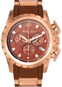 Mathey-Tissot Часы Mathey-Tissot H466CHPM. Коллекция Newport mathey tissot d1086bdi