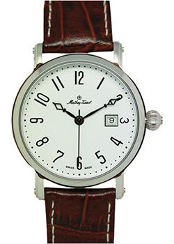 Mathey-Tissot Часы Mathey-Tissot H611251AG. Коллекция City mathey tissot city hb611251pn