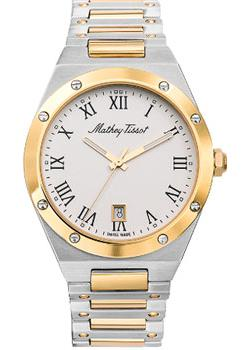Mathey-Tissot Часы Mathey-Tissot H680BBR. Коллекция Elisir цены
