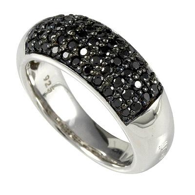 Серебряное кольцо Ювелирное изделие M0466R_90_43 кольцо серебро куб цирконий