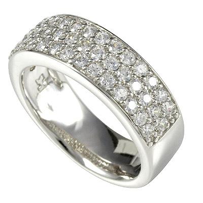 Серебряное кольцо Ювелирное изделие M0473R_90_03 кольцо серебро куб цирконий