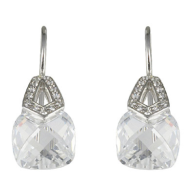 Серебряные серьги Ювелирное изделие M0534E_90_03