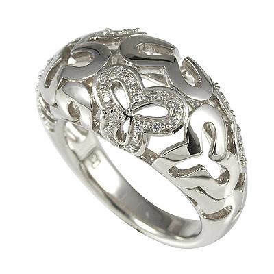 Серебряное кольцо Ювелирное изделие M0574R_90_03