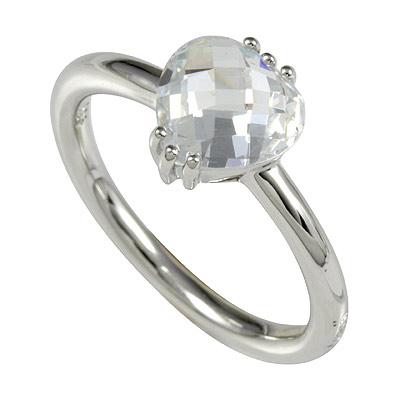 Серебряное кольцо Ювелирное изделие M0612R_90_03 серебряное кольцо ювелирное изделие 106235