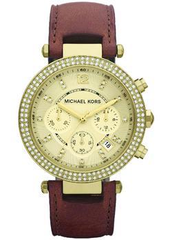Michael Kors Часы Michael Kors MK2249. Коллекция Parker цена и фото