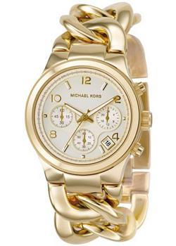 Michael Kors Часы Michael Kors MK3131. Коллекция Runway цена