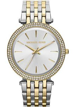 Michael Kors Часы Michael Kors MK3215. Коллекция Darci forsining gold hollow automatic mechanical watches men luxury brand steel vintage skeleton watch clock relogio masculino hodinky