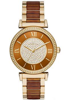 цена Michael Kors Часы Michael Kors MK3411. Коллекция Catlin онлайн в 2017 году