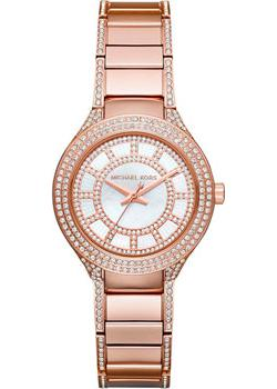 Michael Kors Часы Michael Kors MK3443. Коллекция Kerry michael kors kerry crystal pave stainless steel ladies watch mk3359