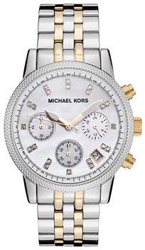Michael Kors Часы Michael Kors MK5057. Коллекция Ritz michael kors часы michael kors mk5020 коллекция ritz